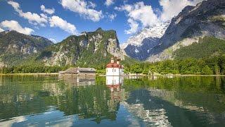 [Doku] Boote, Berge, Bayern - Sommerurlaub am Königssee [HD]