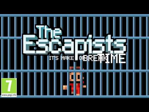 The Escapists: Complete Edition - Announcement Trailer (Nintendo Switch) thumbnail