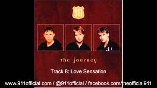 911 - The Journey Album - 08/12: Love Sensation [Audio] (1997)