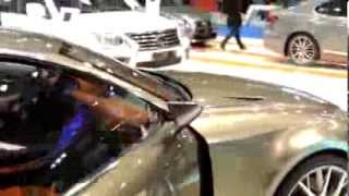 preview picture of video 'Qatar Motor Show 2014 , a quick tour , 1/2'