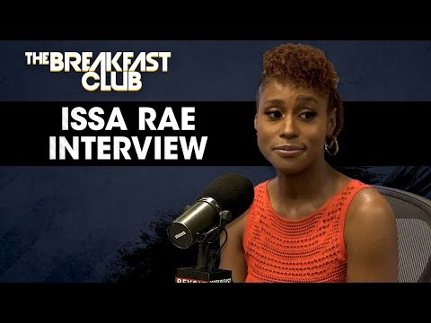 , title : 'Issa Rae Talks Insecure Season 3, Social Media & How Her Character Translates To Real Life'