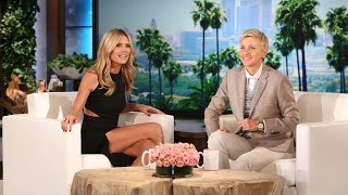 Heidi Klum on the New Man in Her Life