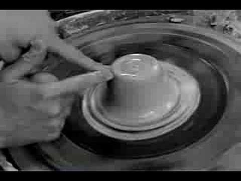 Basic Wheel Throwing