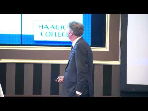 Vier Crises bedreigen Europa, Haagsch College mei 2015