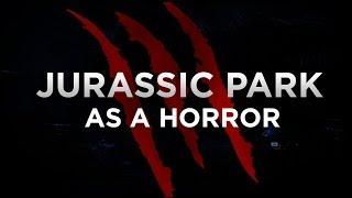 Jurassic Park - Recut As A Horror Movie