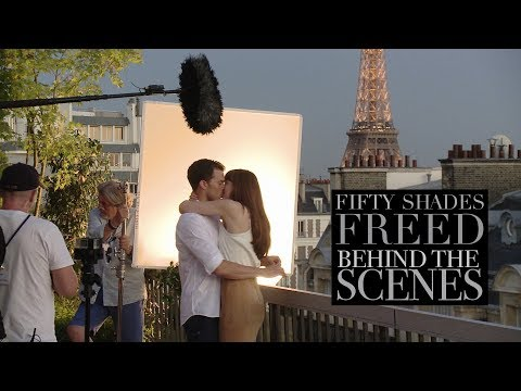 Fifty Shades Freed Fifty Shades Freed (Behind the Scenes)