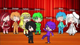 The Crayon Song Gets Ruined | Gachaverse |