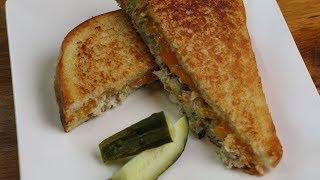 Tuna Melt – How to Make a Tuna Melt