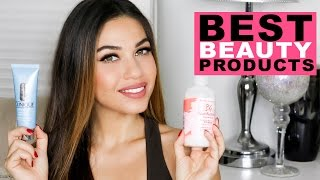 10 Best Beauty Products | October Favorites | Fall Favorites | Eman
