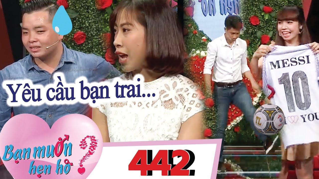 BẠN MUỐN HẸN HÒ #442 UNCUT | Từng đổ vỡ trong hôn nhân - cặp đôi khiến trường quay vỡ òa vì bấm nút