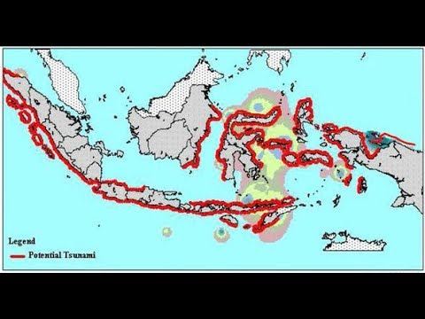 Bali Earthquake Devastation LIVE Maps:  Lombok Hit By 7th Big Quake Today, 20 + Hit Indonesia