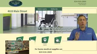 Lynch Home Medical Supply is your friendly neighborhood home medical supply store