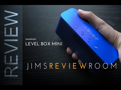 Samsung Level Box Mini - REVIEW
