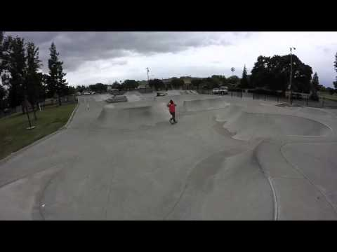 Stockton skatepark