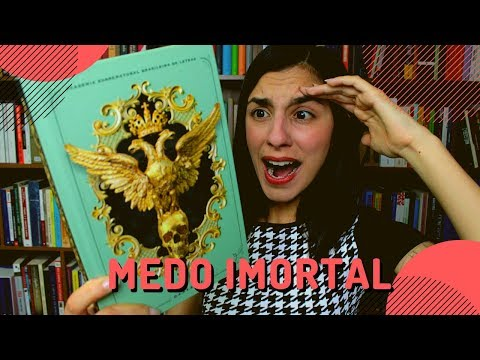MEDO IMORTAL: Nossos clássicos na literatura de terror!