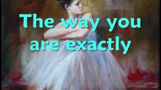 Stay The Same - Joey McIntyre (with lyrics)