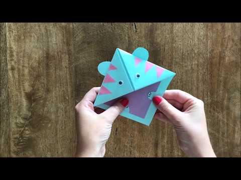 DIY Einladungskarte in 3 Minuten!