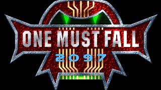 Gambar cover One Must Fall 2097 - Soundtrack