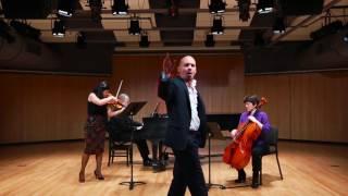 Balada para un loco (Ballad for a crazy), by Astor Piazolla- Jose Pietri-Coimbre, baritone