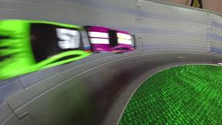 Miniature NASCAR hot Wheels GoPro POV FPV