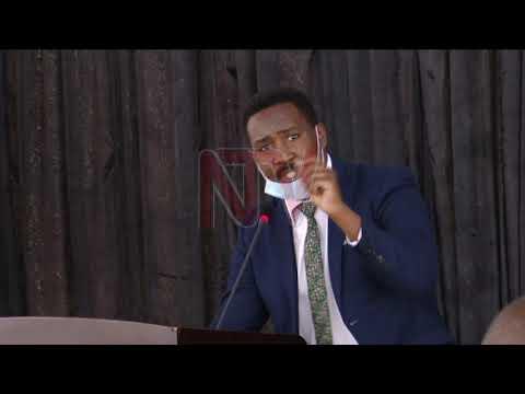 OKUZIIMUULA EBYA COVID-19: Palamenti eyise ba minisita Aceng ne Namugwanya