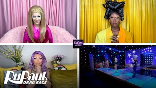 LIVE Reaction to #AllStars5 Winner w/ Jujubee, Miz Cracker & Shea Couleé   RuPaul's Drag Race