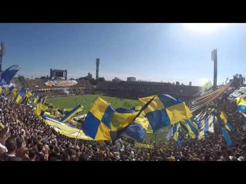 """""""Recibimiento Rosario Central 2 - 0 Nievels - 2016"""" Barra: Los Guerreros • Club: Rosario Central"""