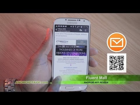Fluent Mail (Android App Review)