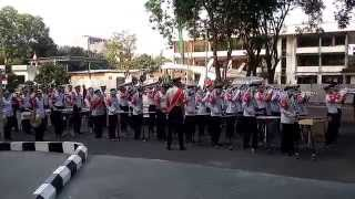 Marching Band BMKG