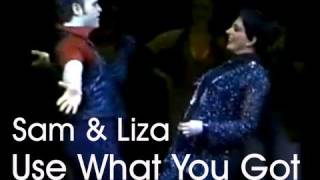USE WHAT YOU GOT sung by Liza Minnelli and Sam Harris, Live on Broadway with Cy Coleman