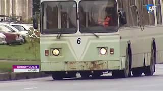 Троллейбусы № 4 и № 5 снова будут ходить от Депо и железнодорожного вокзала