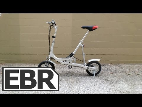 VeloMini Electric Bike Review