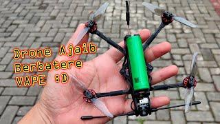 HGLRC RekonFPV Rekon 3 Drone Ajaib Pake Batere VAPE 18650 :D
