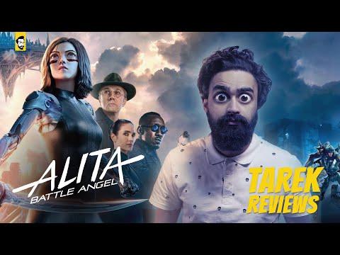 Tarek Reviews - Alita: Battle Angel Movie Review | طارق ريفيوز - مراجعة فيلم اليتا: باتل انجيل