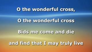 The Wonderful Cross, Chris Tomlin