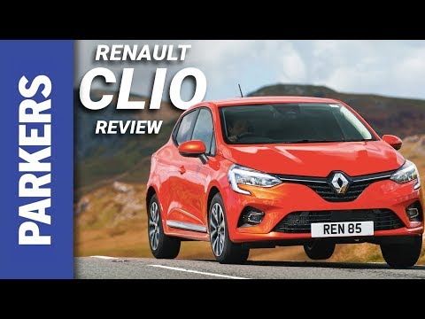 Renault Clio Hatchback Review Video