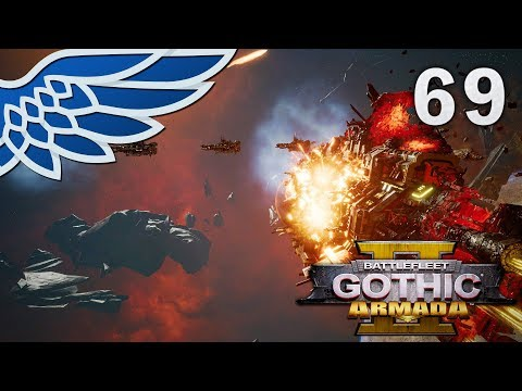 BATTLEFLEET GOTHIC ARMADA 2 | Mass Offensive Part 69 - Imperial Campaign BFGA2 Let's Play Gameplay