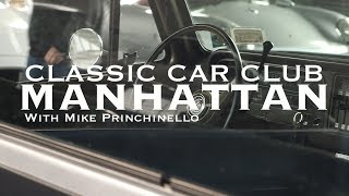 The Classic Car Club With Mike Prichinello