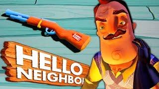 ПОСЛЕДНЯЯ ГИПОТЕЗА ► Hello Neighbor Alpha 2 |11|