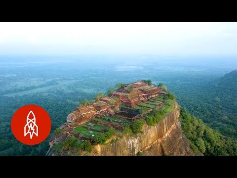 Sri Lanka's Awe Inspiring Fortress in the Sky