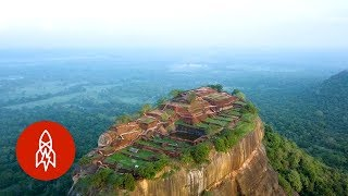 Climb to the Top of Sri Lanka's Fortress in the Sky