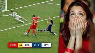 Top 10   Epic Last Minute Goals In World Cup History |HD