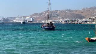 New Port Little Venice Mykonos