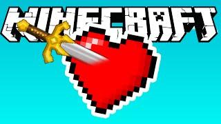 Minecraft Youtuber Valentines Day Hunger Games!