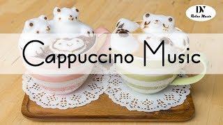 Cappuccino Coffee Jazz 평온한 봄, 봄 재즈, 카페 음악, 치유 음악 컬렉션을 편안하게 해주는 재즈 컬렉션
