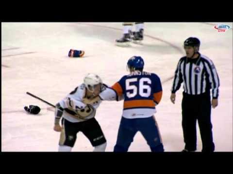 Ross Johnston vs Steven Oleksy