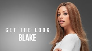 Blake Styling - Human Hair Chocolate Collection - Get The Look