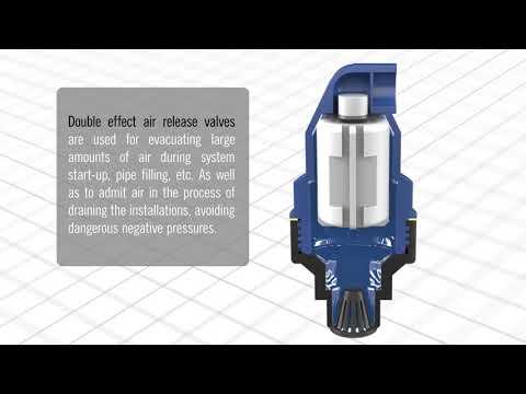 Net® Air release valve