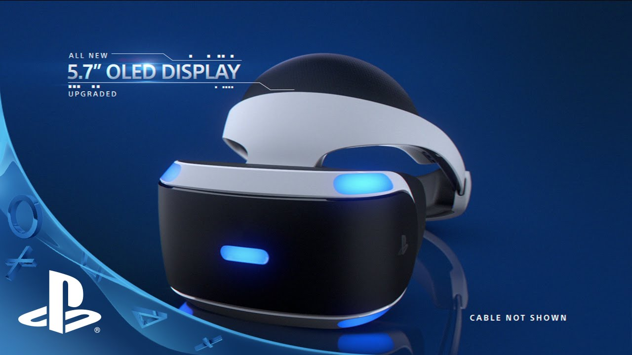 Project Morpheus: PS4 VR Upgraded, Coming in 2016