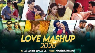 Love Mashup 2020 | Hindi vs Punjabi Mashup | Dj Sunny Singh UK x Naresh Parmar